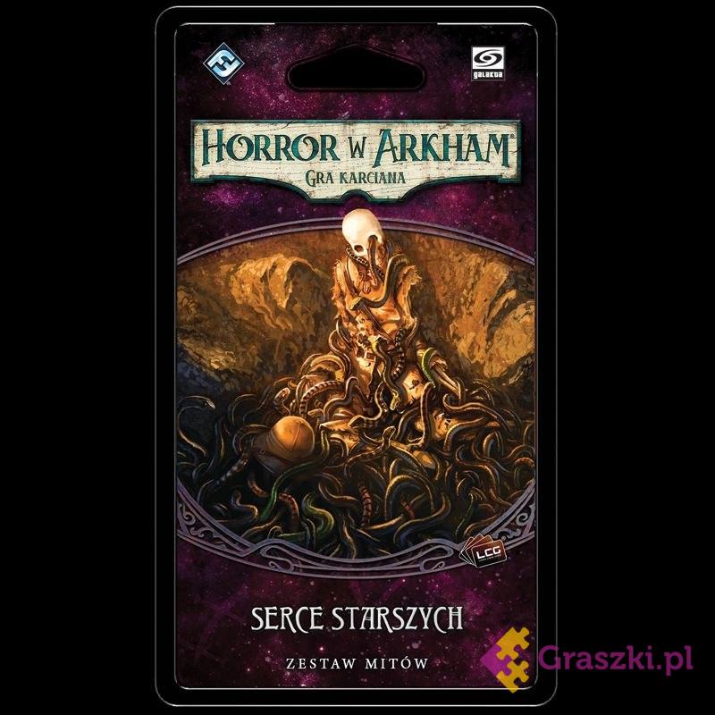 Horror w Arkham: Gra karciana - Serce Starszych | Galakta